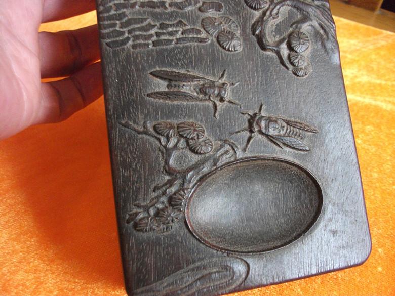 紫檀木雕板