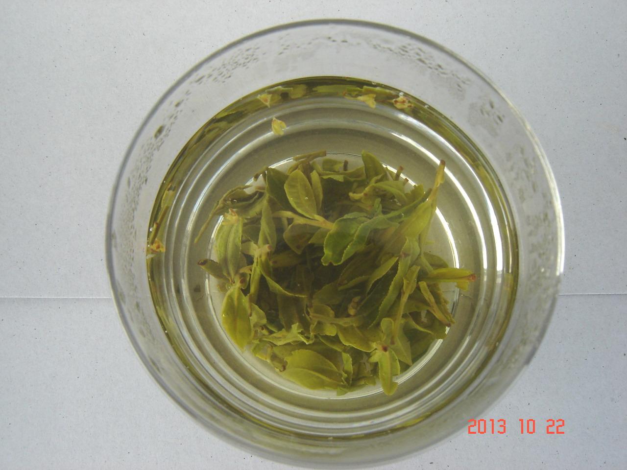 三.桂花龙井茶(群体品种雨前茶制做),-各地土特产 年终低价出售杭