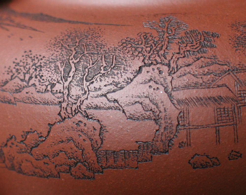 字母带桃花纹身图案