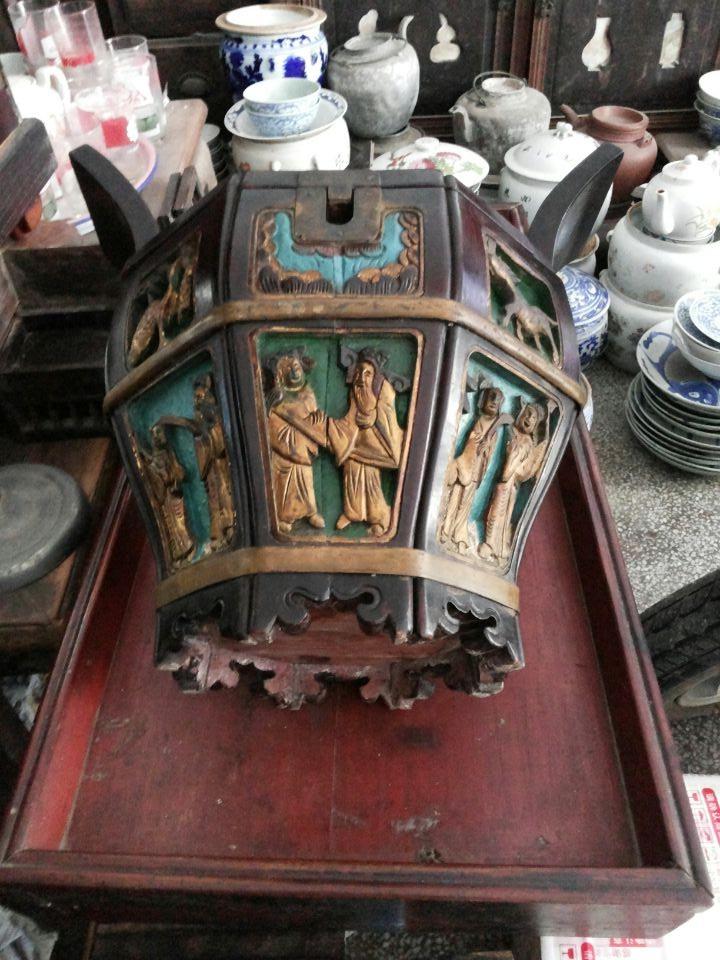 清代茶壶桶[中国投资资讯网交易在线]