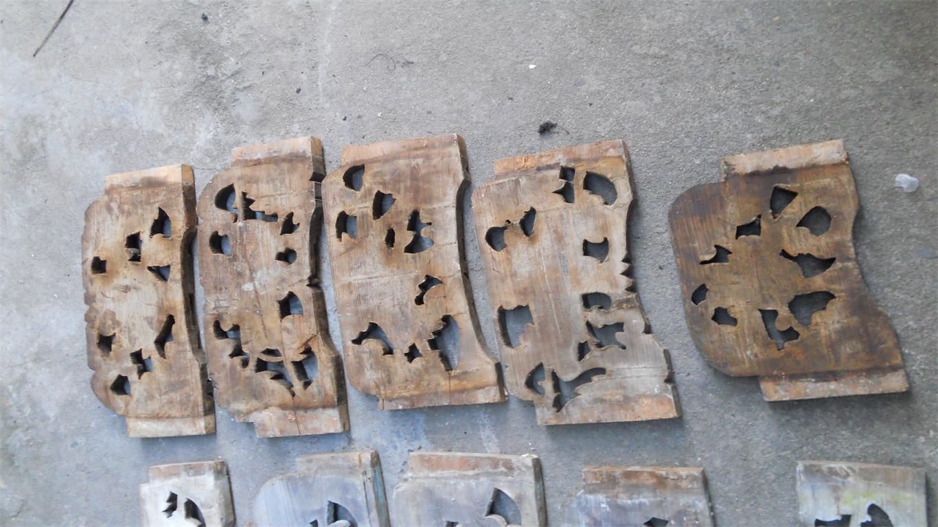 潮汕古建筑:木雕
