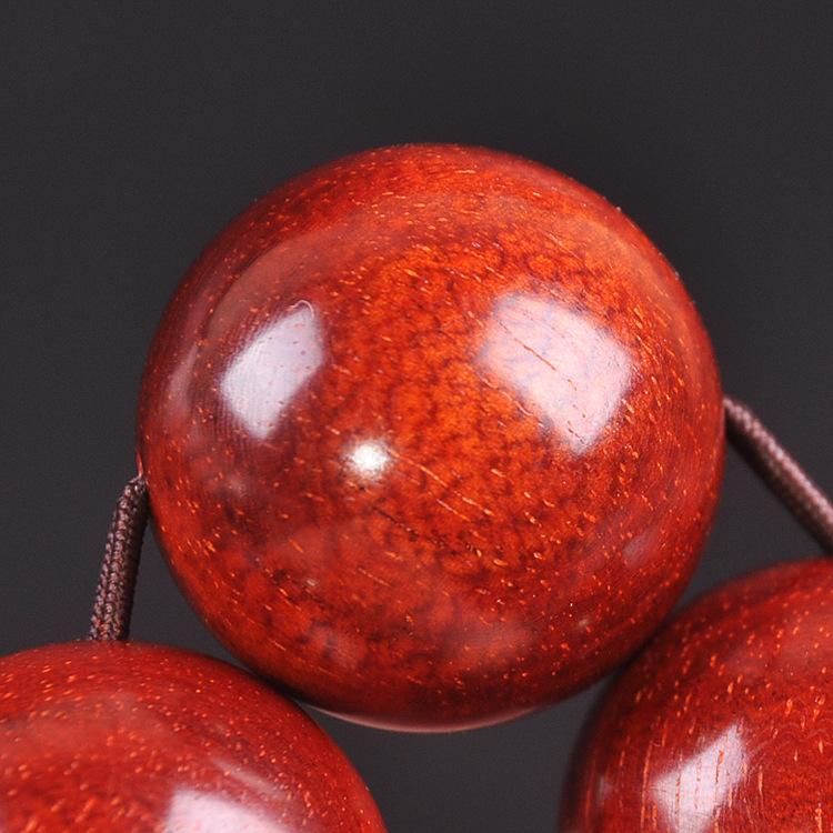 印度小叶紫檀2.0泥料鸡血红无棕眼孤品 [中国投